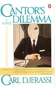 Cantor's Dilemma: A Novel de Carl Djerassi