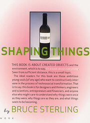 Shaping Things (Mediaworks Pamphlets) de…