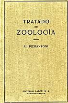 Tratado de zoología by U. Pierantoni