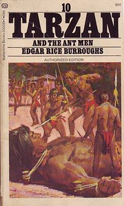 TARZAN AND THE ANT-MEN av Edgar Rice…