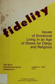 Fidelity af Joseph L. Hart