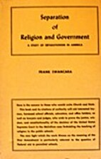 Separation of Religion and Government by…