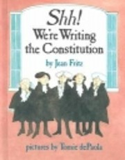 Shh! we're writing the Constitution…
