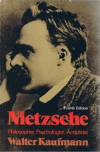 Nietzsche: Philosopher, Psychologist,…