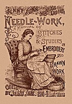 Needlework a manual of stitches & studies in…