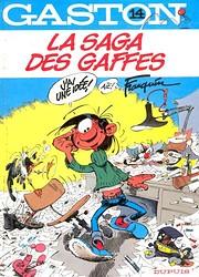 La Saga DES Gaffes (Gaston Lagaffe) (French…