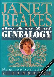 The A to Z of genealogy : a handbook por…