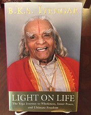 Light on Life: The Yoga Journey to…