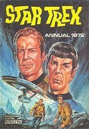 STAR TREK ANNUAL 1972 por No Author