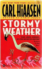 Stormy weather por Carl Hiaasen