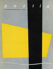 Poesía : revista ilustrada de información…
