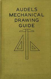 AUDELS MECHANICAL DRAWING GUIDE av Audel…