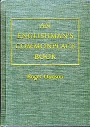 An Englishman's Commonplace Book de…