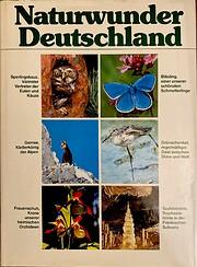 Naturwunder Deutschland de Kurt Blüchel
