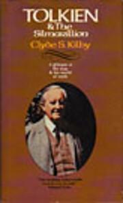 Tolkien & the Silmarillion av Clyde S. Kilby