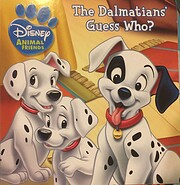 Dalmatian's guess who?