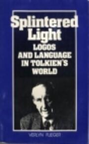 Splintered light : logos and language in…