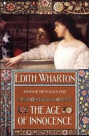 The Age of Innocence por Edith Wharton