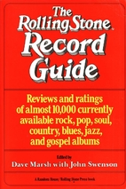 The Rolling Stone Record Guide: Reviews and…