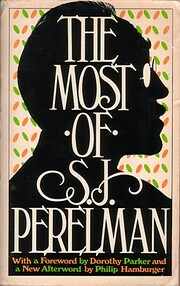 Most of the Most of S.J. Perelman (Modern…