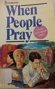 When People Pray de Overseas Missionary…