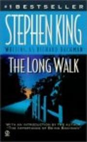 The Long Walk – tekijä: Stephen King