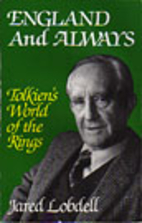 England and Always: Tolkien's World of…