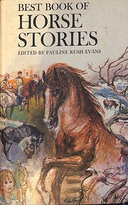 Best book of horse stories. av Pauline Rush…