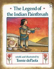 The Legend of the Indian Paintbrush de Tomie…