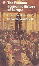 Contemporary Economies, Part 2 [The Fontana…