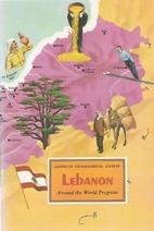 Lebanon by Andrew H. Hepburn