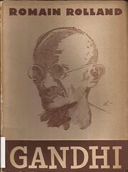 Gandhi por Romain Rolland