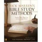Rick Warren's Bible Study Methods:12…