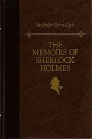 The Memoirs of Sherlock Holmes (The World's…