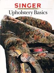 Upholstery Basics de Creative Publishing…