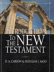 An Introduction to the New Testament av D.…