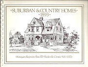 Suburban and Country Homes: Containing…