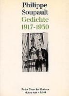 Frühe Gedichte 1917-1930 by Philippe…