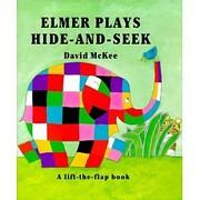 Elmer Plays Hide-and-seek af David McKee