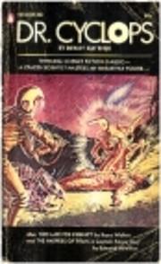 Dr. Cyclops por Henry Kuttner