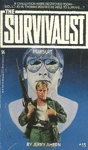 Pursuit (Survivalist #13) av Jerry Ahern