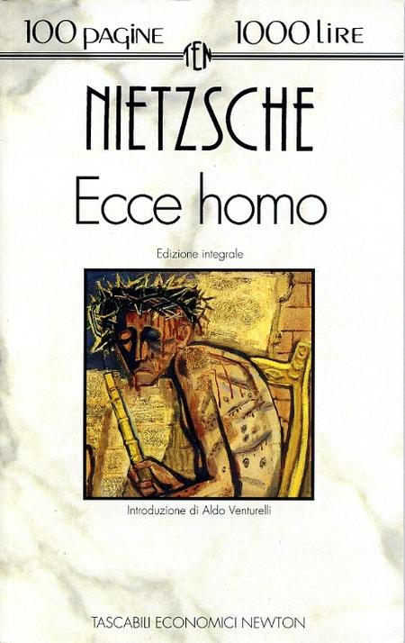 Ecce Homo Come Si Diventa Cio Che Si E Ealbamb Library