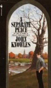 A Seperate Peace de Knowles
