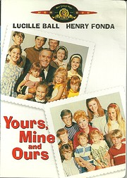 Yours, Mine and Ours av Lucille Ball