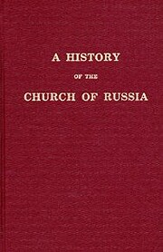 A History of the Church of Russia de A. N.…