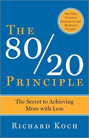 The 80/20 Principle: The Secret to Achieving…