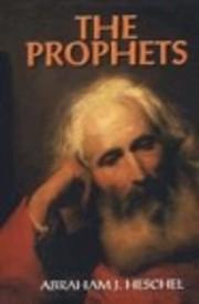 The Prophets di Abraham Heschel