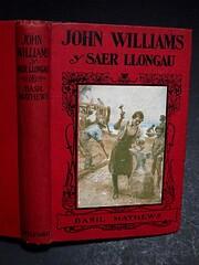 John Williams, y saer llongau af Basil…