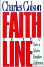 Faith on the Line av Charles Colson