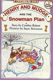 Henry and Mudge and the Snowman Plan por…
